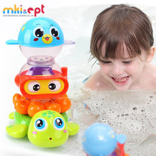 Set of 3 Eco - friendly bath toy set funny baby toy for sale