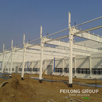 High Quality Prefabricated Construction Steel Structures