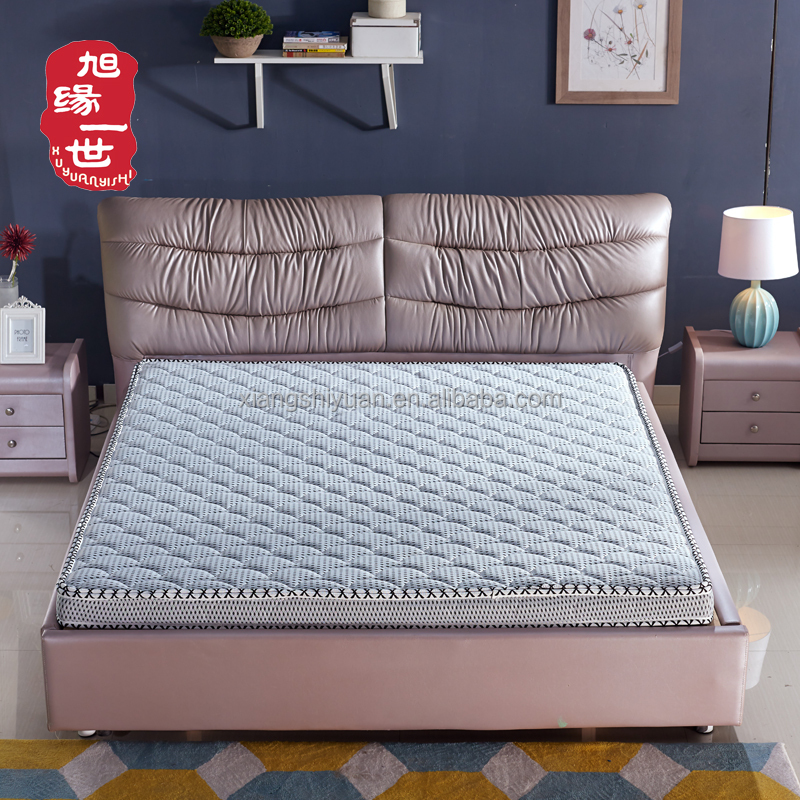 Twin queen king sizes high grade 4D fabric cover natural coconut latex adult bed mattress - Jozy Mattress | Jozy.net