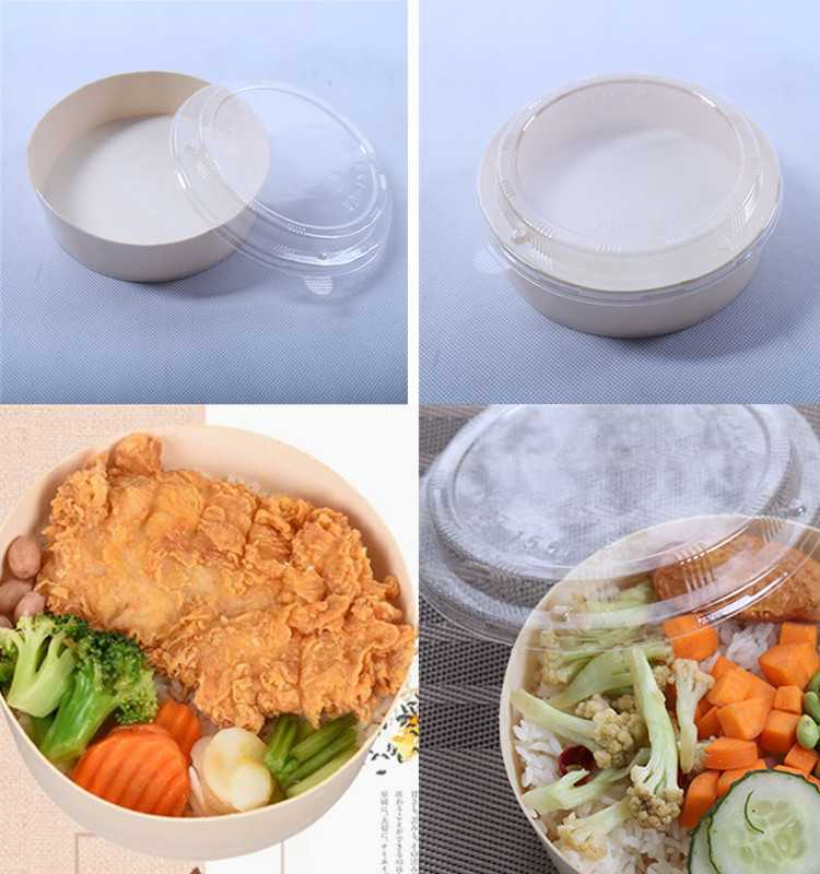Eco friendly disposable food containers sushi tray