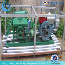 High efficiency HW80 home water well drilling machine for sale