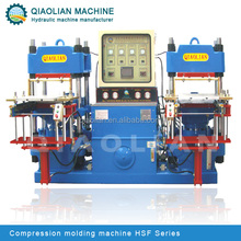 rubber patch logo making machine / rubber silicone vulcanizing machine