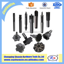 Special Specification Carbide Material Rod Milling Cutter