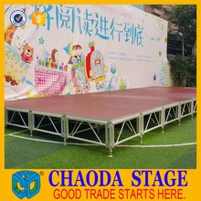 Best Price Portable Modular Stage System