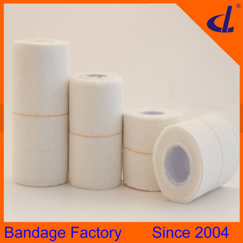 Innovative adhesive elastic bandage for recovery