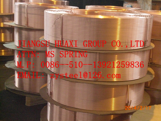 REFRIGERATION COPPER TUBES/COPPER PIPE from factory