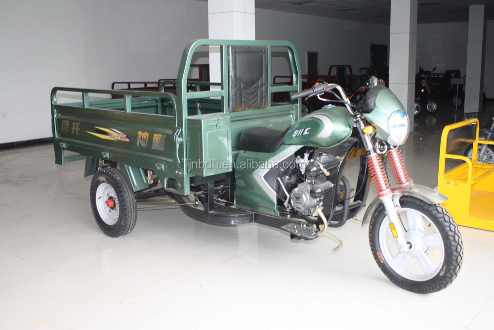 2015 new 150CC The Disabled Cargo Three Wheel Motorcycle