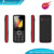 Cheap New 1.77inch Bar Phone MTK6261D 32MB+32MB 16 Call Bar Mobile Phone with Bluetooth/GPRS