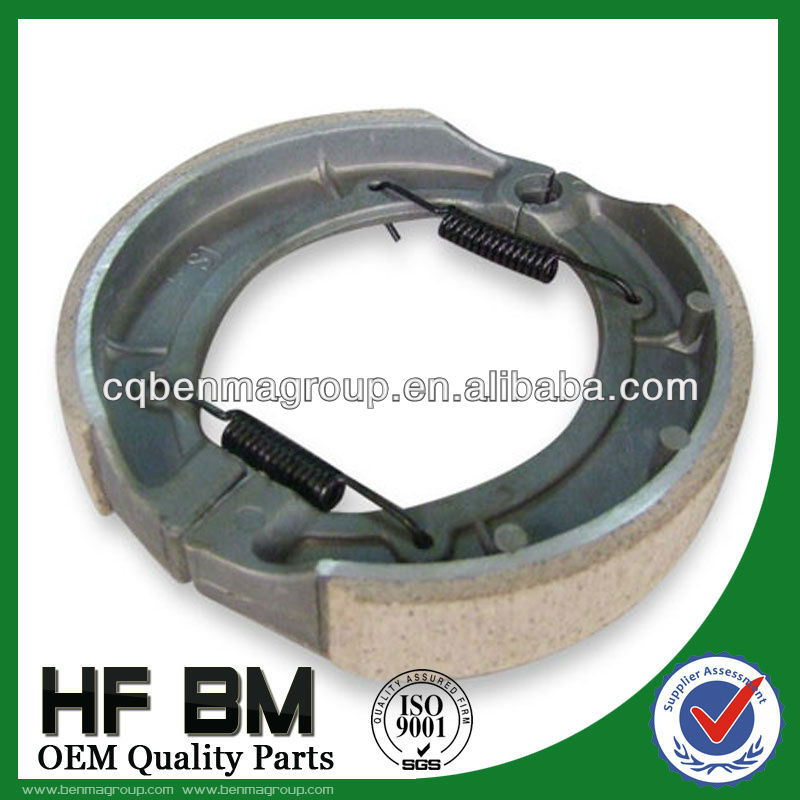 Brake Pads Motorcycle GY200 Brake Lining Kit For Motorcycle Spare Parts from China Manufacturer