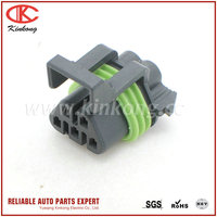 High quality GT DELPHI 5 way female wire harness plug connector Auto connector