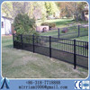 cheap child proof safety/security wrought iron metal fencing and gates
