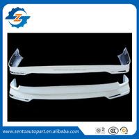 wholesale price auto parts Front + Rear body kit without light for land cruiser 12-15
