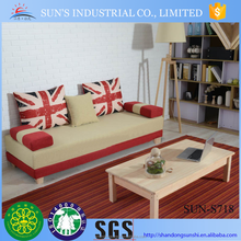 SUN-S718 The new style sofa bed Fabric sofa 5 colors can choose living room sofa furniture