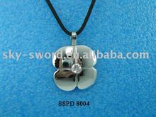 fashion stainless steel pendant