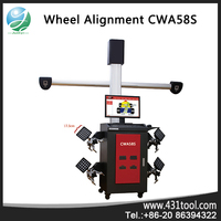 high quality wheel aligner computer 3d camera 4 wheel alignment