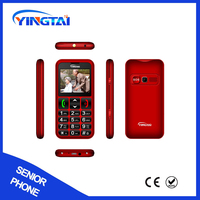 Colorful smart 2g big button senior phone