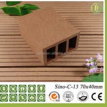 Outdoor Garden Wpc Railing/handrail/decking/flooring