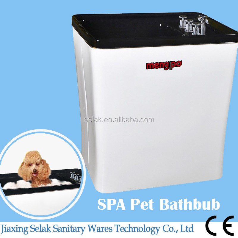 dogs cat bathing products soaking SPA jacuzzi wholesale pet cleaning supply dog grooming bathtub with microbubbles