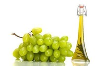 The lowest price for top grade cold pressed grape seed oil