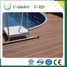 High Quality WPC (Wood & Plastic Composite) Decking from China