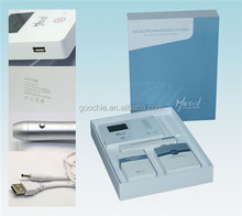 Electric Derma Roller Rechargeable Microneedle Therapy Machine & Permanent Makeup Machine