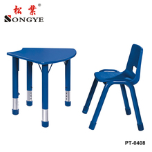 AP good quality children study table and chair set play school furniture delhi