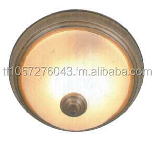 Bronze Ceiling Light