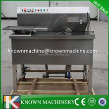 2016 new design automatic small hot chocolate tempering machine with imported motor