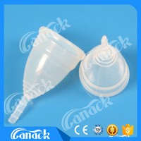 Medical Grade Silicone Soft Cups for Lady silicone menstrual cup