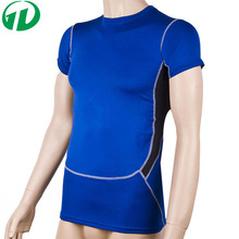 2016 hot Moisture wicking long sleeve running wear
