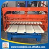 Double layer tile forming machine roof tile roll forming machine