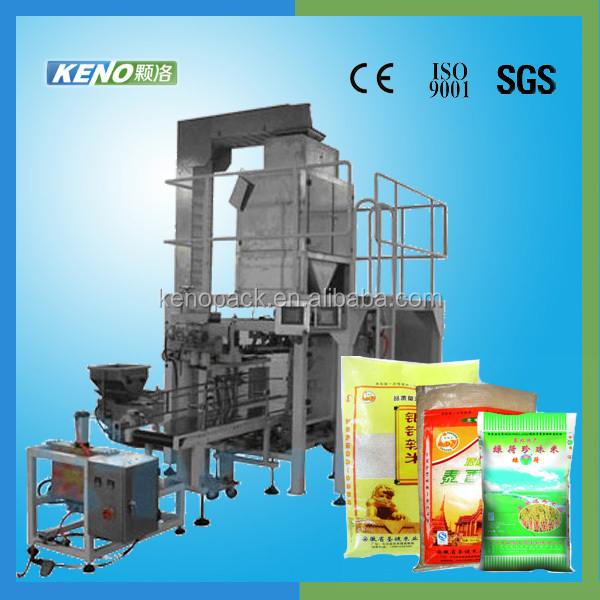 Cheap KENO-F50 frozen product map packaging machine