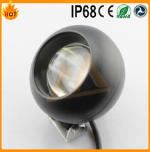 High promotion 15w Round led work light 10-60v led driving light for jeep