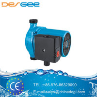 TAIZHOU DEGEE PUMP hot&cold water circulating pump DW20/7 180 small domestic circulator pump