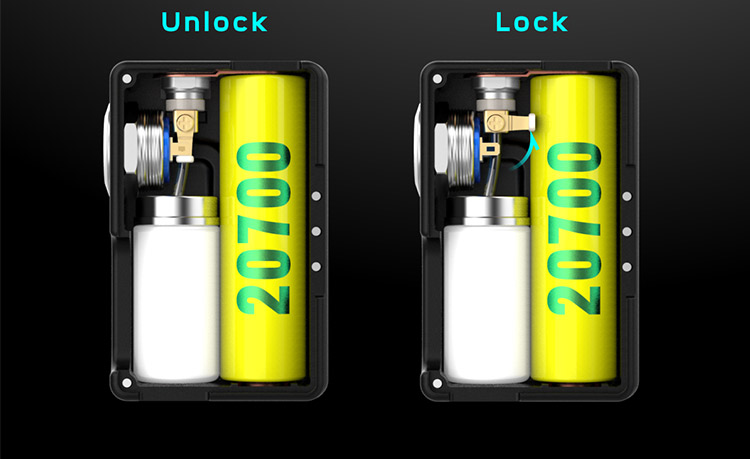 Cool design Nylon and ABS Vandyvape Pulse BF Box Mod with factory price