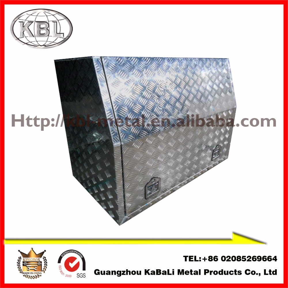 Full Open Door Aluminum Pickup Garage Tool Cabinet/Tool Chest OEM/ODM (KBL-AB900)