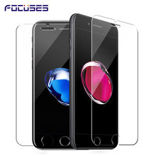 Trade Assurance 9H 2.5D 0.33mm Clear Mobile Cell Phone Tempered Glass, For iPhone 5 6 7 8 X 10 tempered glass Screen Protector