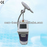 Home use P003 mini vascular removal 1064 nm 532nm nd yag laser