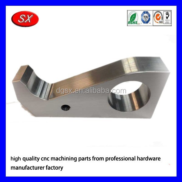 OEM stainless steel cnc machined parts for auto printer parts aluminum cnc milling part for toy