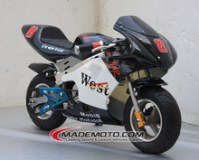 110cc 2 wheel cheap super electric pocket bikes for sale with CE approved