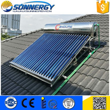 Hot sale solar energy system portable water heater with cheapest price