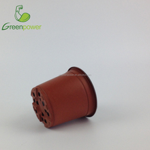 wholesale plastic terracotta nursery plant pots