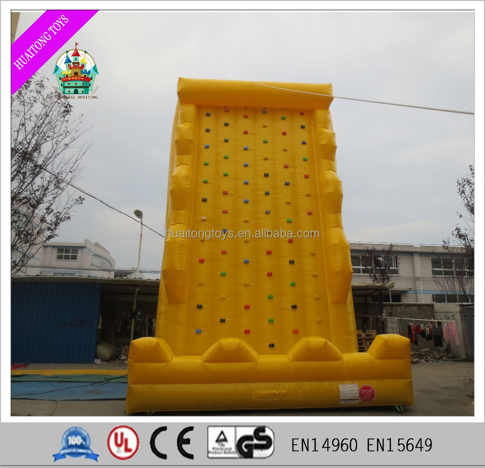 pure color giant entertainment equipment wholesale rock climbing for sale