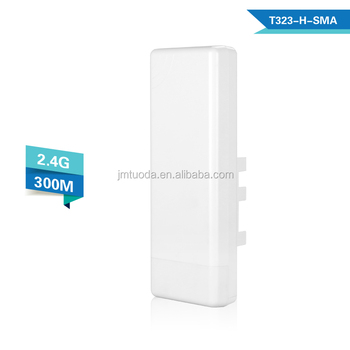 2015 Hot sell Base station wireless bridge chipset AR9341+2576L IEEE802.11b/g/n Lightningproof