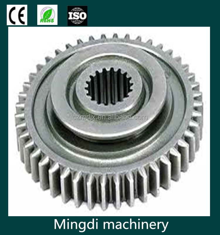 Motorcycle Gear Custom Vehicle Transmission Gear