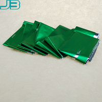 Ultra clarity Mylar film double sided aluminum coated with PVDC for soft packing performing arts hall wall