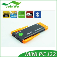 J22 Android 4.4.2 Quad Core TV Box with Dual WIFi antenna