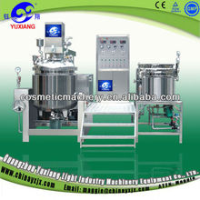 Newest vacuum homogenizing emulsifying mixer for mineral butter