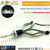 High power all in one 9005 car led with auto TX chip 24 months warranty