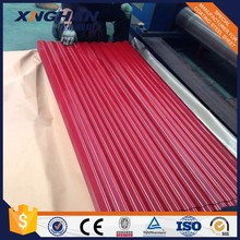 Prime Quality Prepainted Galvanized Corrugated Steel Roofing Sheet For Construction